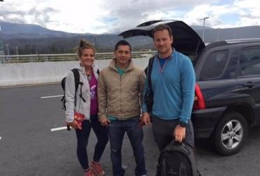 Traslado desde su  hotel en Quito al Aeropuerto Internacional Mariscal Sucre