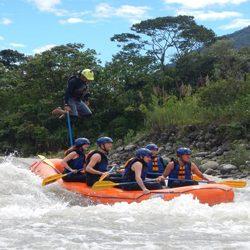 Rafting - Baños de Agua Santa